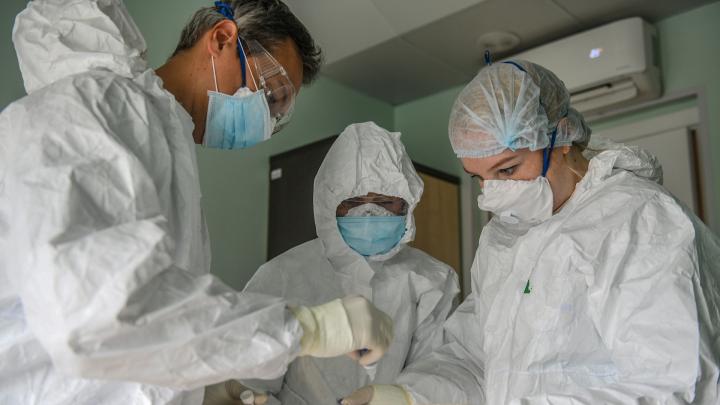 В оперштабе России подтвердили 96 случаев заражения COVID-19 в Архангельской области
