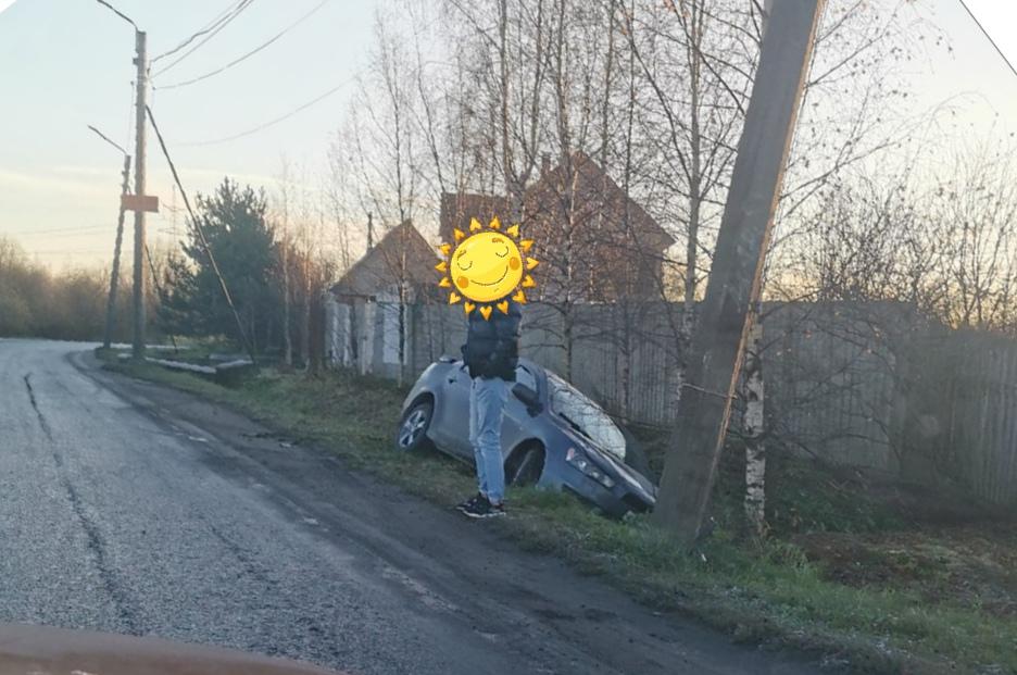 ДТП вПетро-Славянке