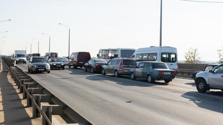 В Ярославле из-за погоды перенесли сроки ремонта Октябрьского моста