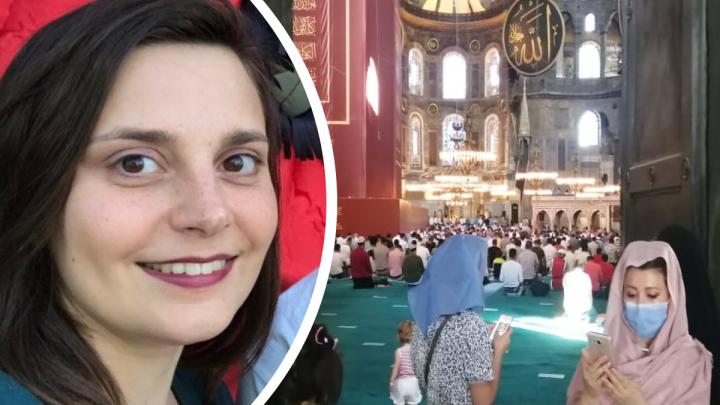 «Наступил тот самый киберпанк»: екатеринбурженка — об отдыхе в Турции после карантина
