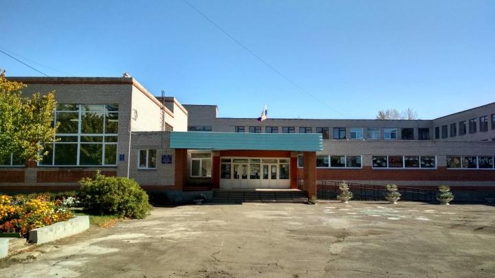 В школе Челябинской области вспыхнул пожар, там рабочие ремонтировали крышу