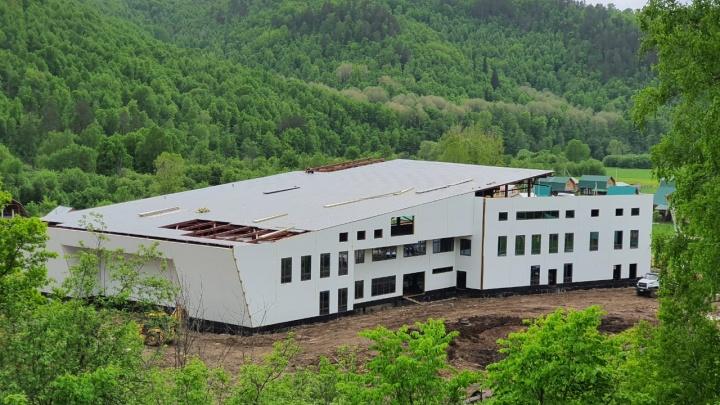 Стало известно, когда в Башкирии достроят музей «Шульган-Таш»