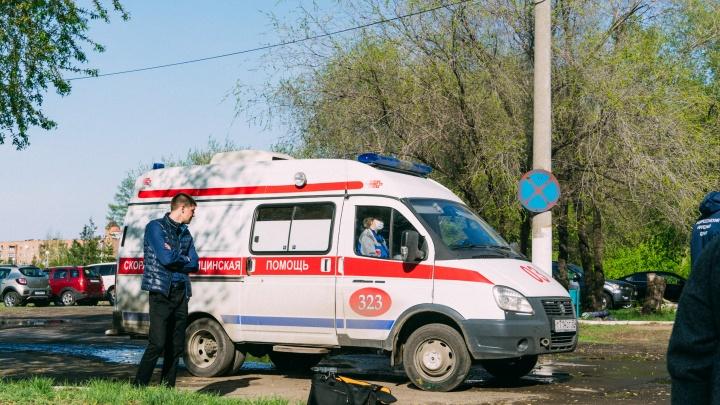 В Омской области умерла женщина, заразившаяся коронавирусной инфекцией