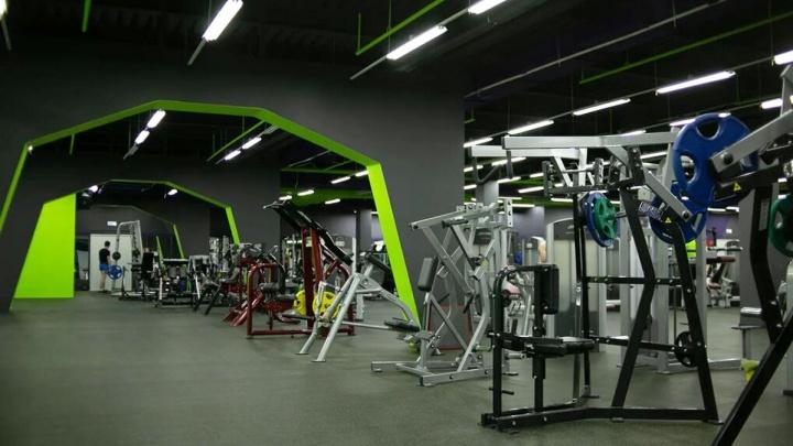Тренажеры ближе чем в полутора метрах: на Взлётке закрыли крупный фитнес-клуб