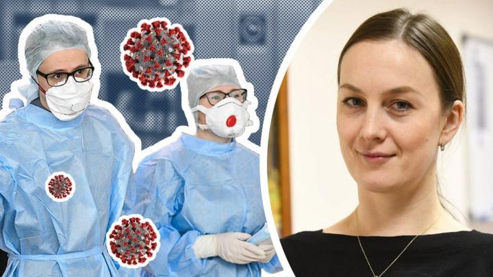 Про вторую волну, вакцину от COVID-19 и новый учебный год: прямой эфир с главным эпидемиологом региона