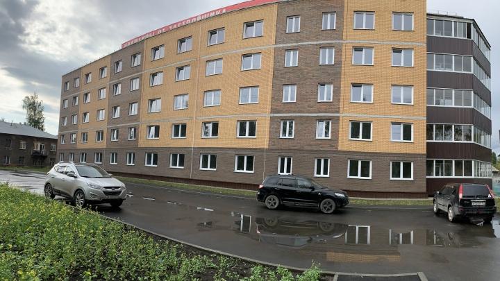 «СССР» вернулся: в городе снова строят кирпичные пятиэтажки, но они кардинально отличаются от хрущевок