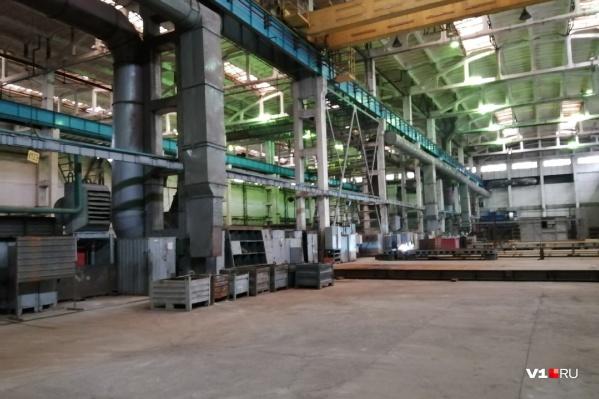 На заводе буровой техники запустили первый цех