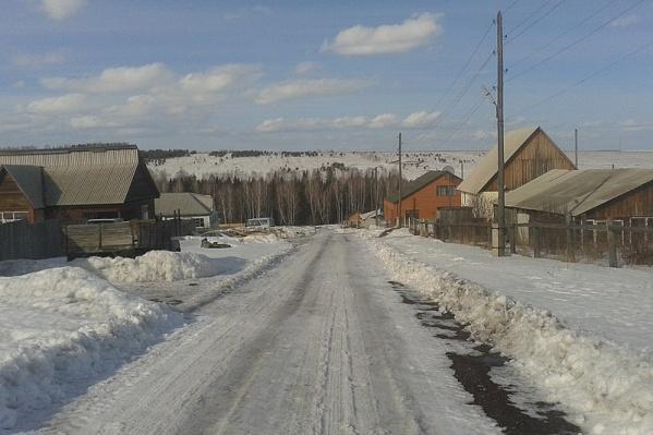 Для задержания подозреваемого перекрыли несколько улиц в Шалинском