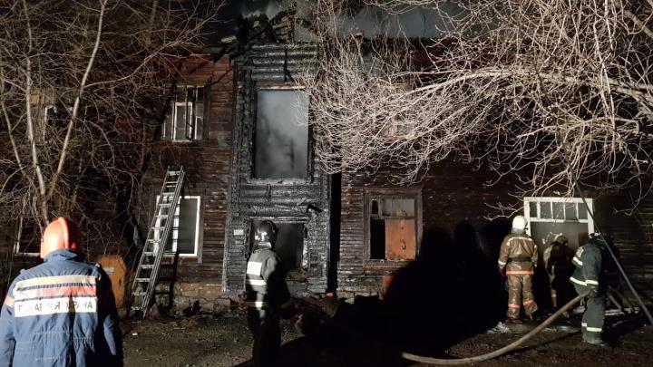 В компании, которую заподозрили в поджоге дома на Омской, ответили на обвинения