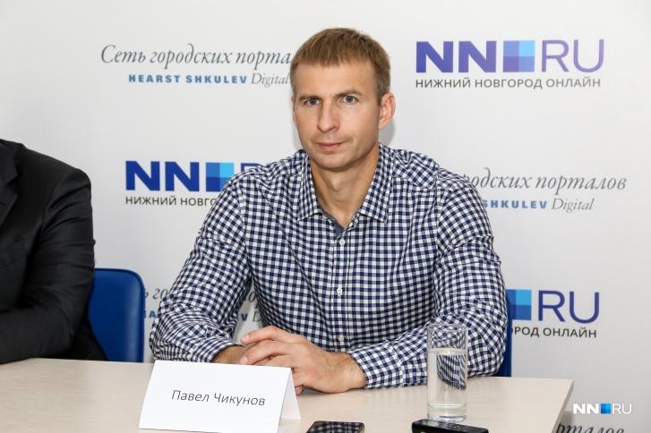Павел Чикунов уверен, что причиной его снятия стали дружеские отношения с Евгением Лазаревым