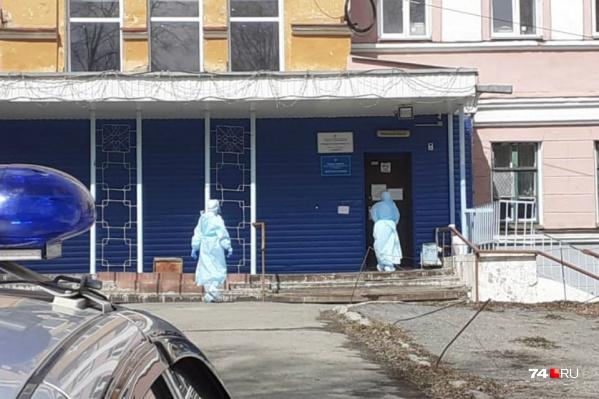 23 апреля больницу на Бушуева в Златоусте закрыли на карантин