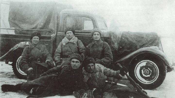«Испуганные немцы выпрыгивали из танков, бросая раненых»: история красноярца из подразделения СМЕРШ