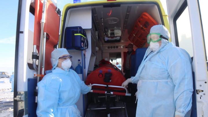 Врачей Башкирии, которые борются с пандемией, поручили наградить