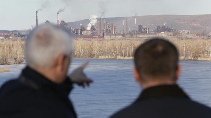 Власти Челябинской области отреагировали на вопрос Путина о выбросах в Магнитогорске