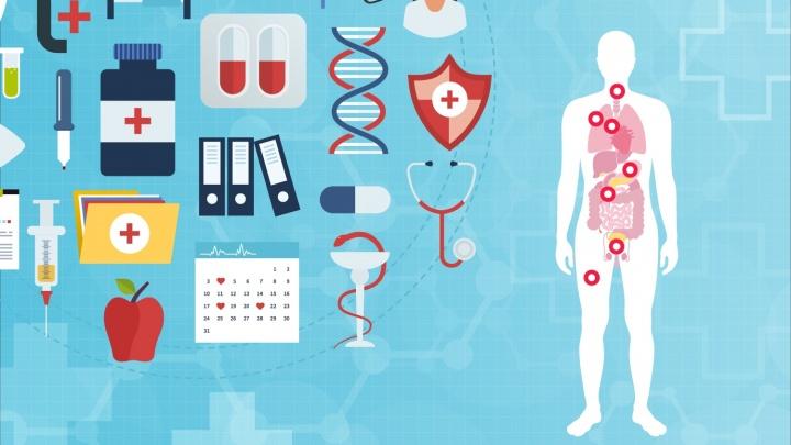 Какие органы чаще поражает рак в Архангельской области и ещё два факта: инфографика про онкологию
