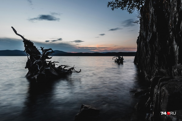 Озеро Тургояк за чистоту воды и красоту называют младшим братом Байкала