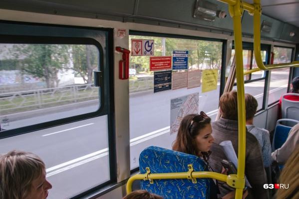 В рейсы выйдут автобусы большой и средней вместимости