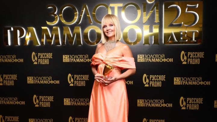 Зауральцы увидят церемонию «Золотой граммофон» в онлайн-кинотеатре МТС ТВ