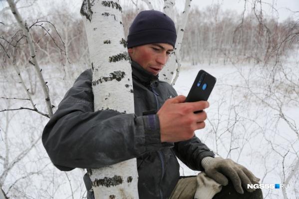 Связь в деревне тиктокера появится не раньше следующего года