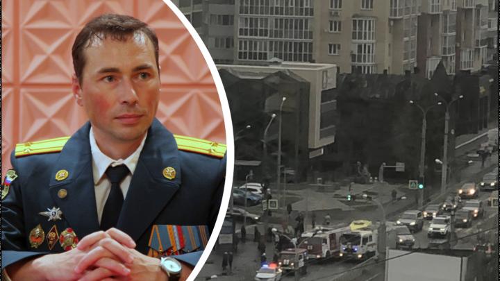 «Большая трагедия»: МЧС региона прокомментировало гибель ребенка под колесами пожарной машины