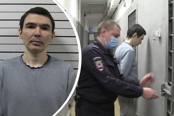 30-летний мужчина ранее уже был судим за разбой