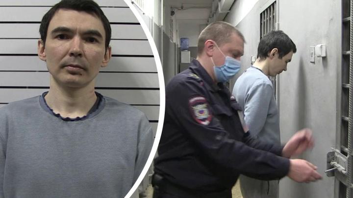 В Екатеринбурге поймали мужчину, который ограбил микрофинансовую организацию