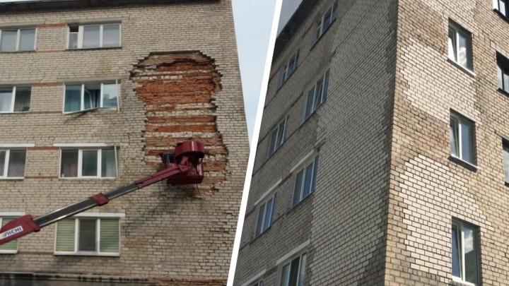 Во Втузгородке провели капремонт в общежитии, которое разваливалось по кирпичикам