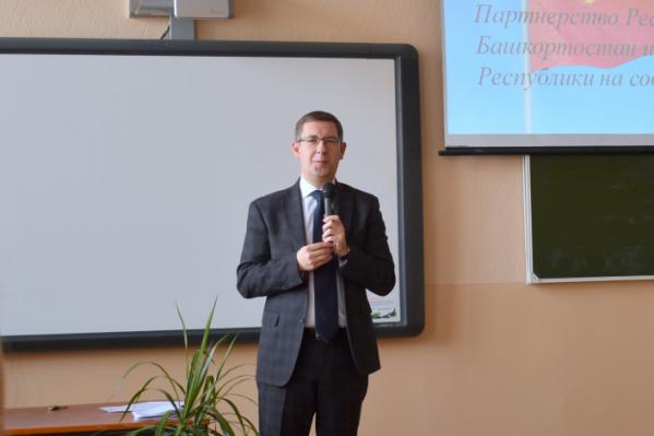 Мирсаяпов был председателем комитета с момента его создания