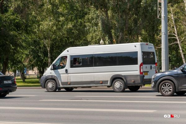 Направления будет обслуживать небольшой транспорт