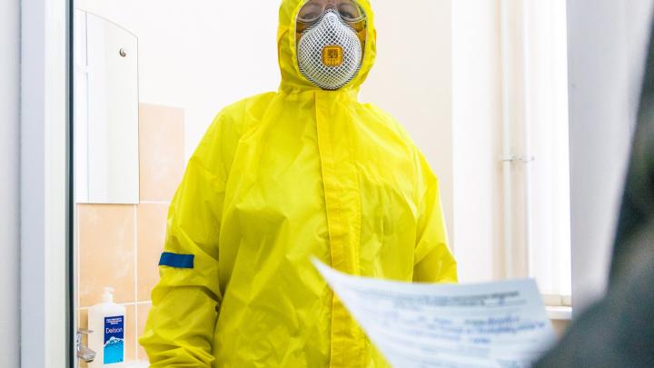 Теперь больше 7 тысяч: за сутки в крае COVID-19 заразились еще 156 человек