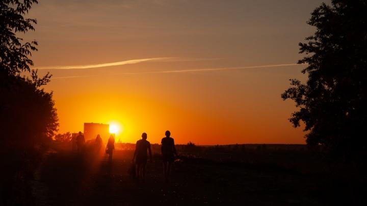 Синоптики рассказали, каким будет весь июль в Тюмени (тепло, но не жарко)