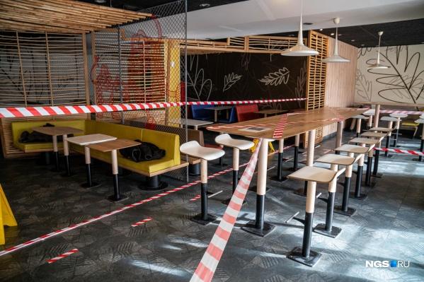 Не все рестораны смогли пережить четырехмесячный карантин