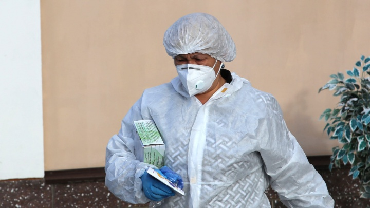 В Минздраве Башкирии раскрыли данные еще об одной жертве коронавируса