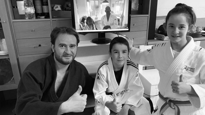 Лучшие спортсмены мира проведут онлайн-тренировки для юных челябинских дзюдоистов