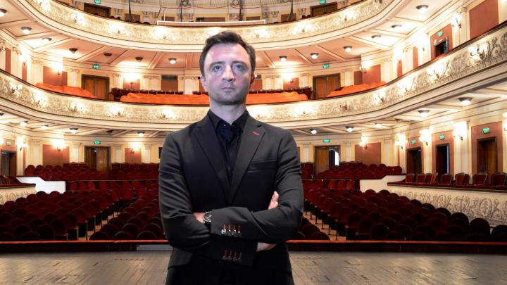 «Моя задача — сохранить высокую планку»: в пермском Оперном представили нового руководителя балетной труппы