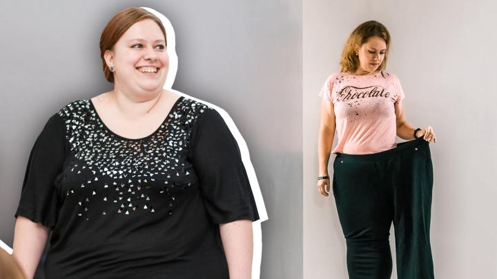 «Весила 154 кг!»: история девушки из Самары, которая похудела в 2 раза