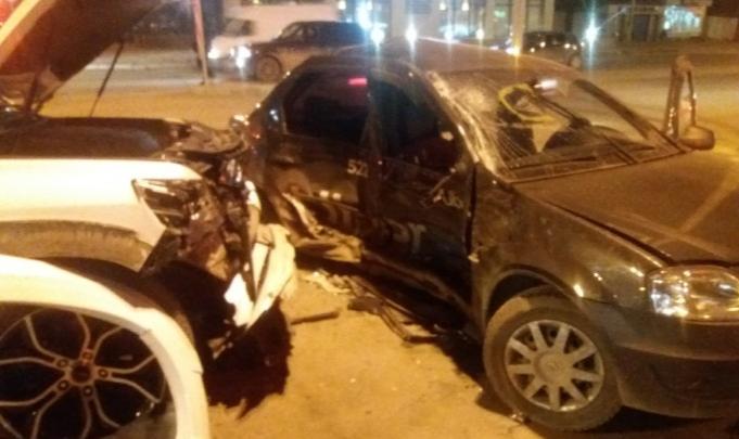 Пострадали три человека: в полиции рассказали подробности ДТП с участием такси