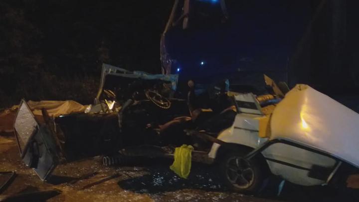 Подробности смертельного ДТП на Станционной: водителя «Жигулей» выкинуло на встречную полосу