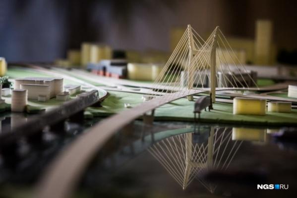 Согласно проекту, длина нового моста составит 1553,63 метра