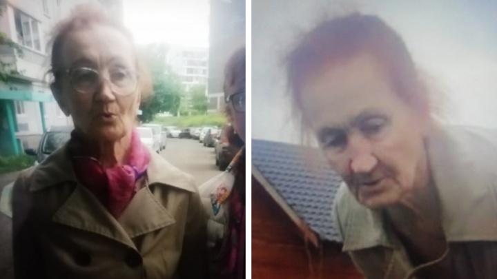 В Солнечном пропала бабушка, страдающая потерей памяти
