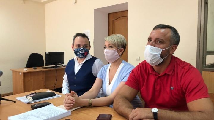 Суд в Ростове продлил домашний арест координатору «Открытой России» Анастасии Шевченко