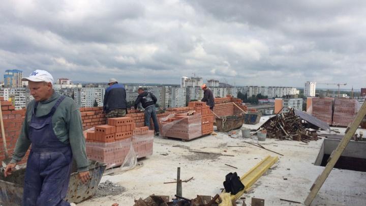 В Самарской области еще две проблемные «долевки» решили не достраивать