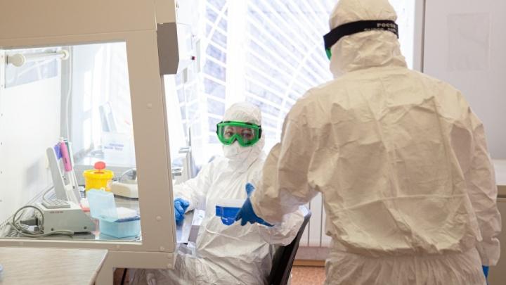 Власти заявили об опережении в борьбе с коронавирусом в Челябинске