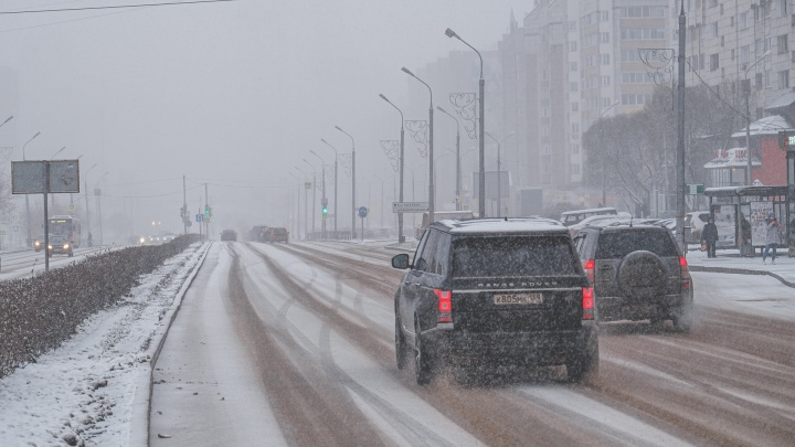 В Перми проверят качество уборки дорог: утром во всех районах пройдут рейды