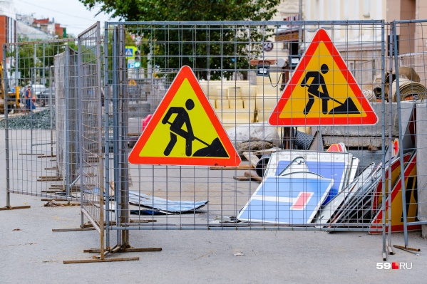 Участок улицы Краснополянской от Козьмы Минина до улицы Бригадирской сейчас закрыт, там продолжается ремонт