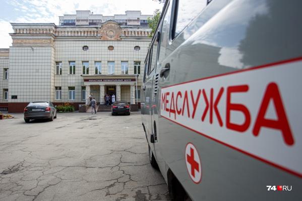 Коек для ковидных больных в Челябинской области пока достаточно, новые создают про запас