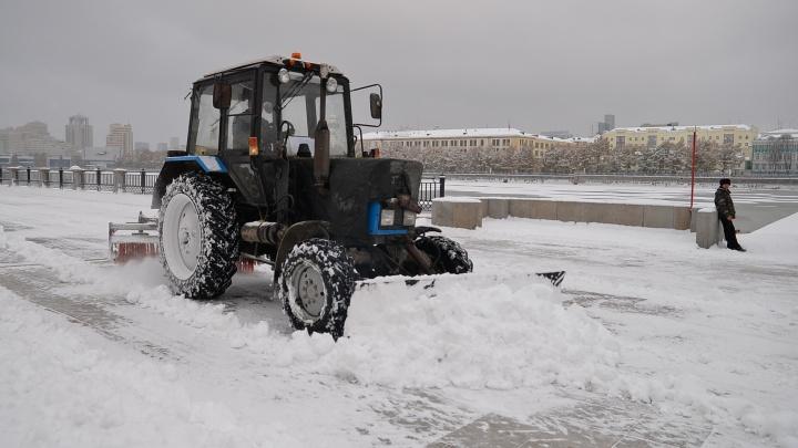 Почему снег не плавят, а вывозят за город? Простое объяснение мэра Екатеринбурга