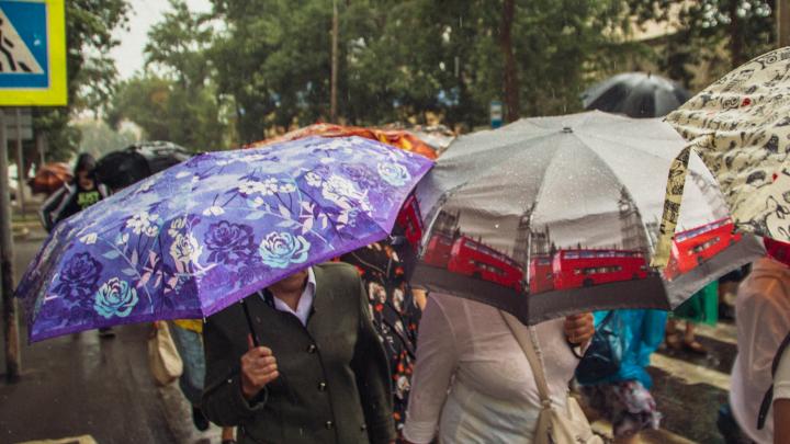 Синоптики дали прогноз погоды на выходные в Самарской области