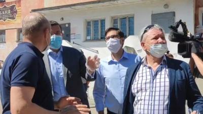 Для проживания эвакуированных выделили санаторий: собираем подробности взрыва на Автозаводе онлайн