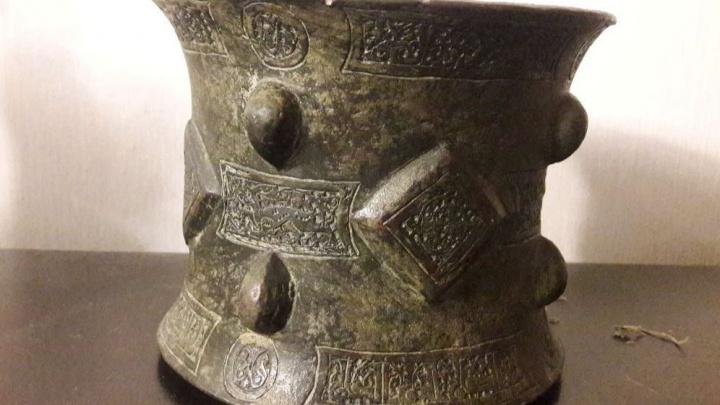 Новосибирец выставил на Avito бронзовую ступу за 180 тысяч — он заявил, что ее сделали в 11-м веке